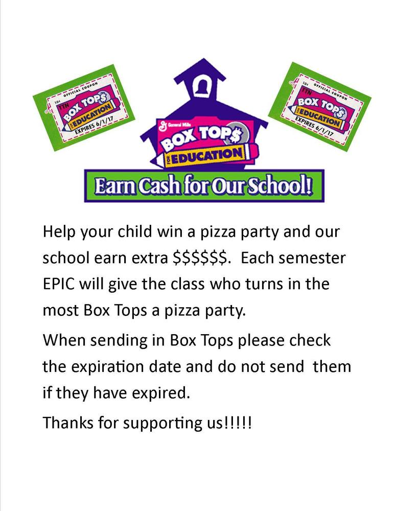 Earn Cash for Our School!
